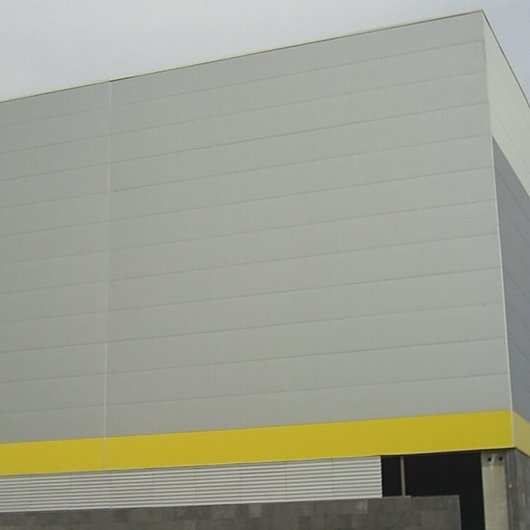 Panel para fachadas Superwall