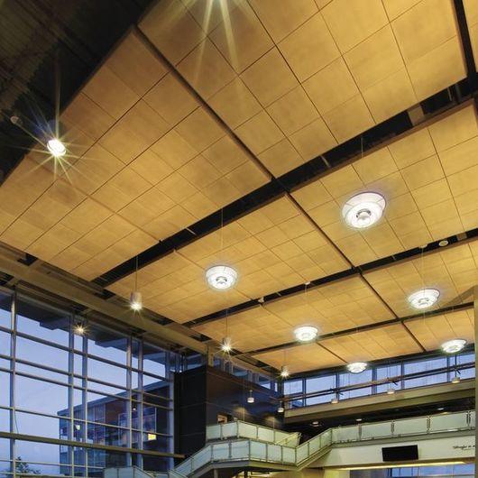 Sistema de Plafón MetalWorks Tegular y Vector