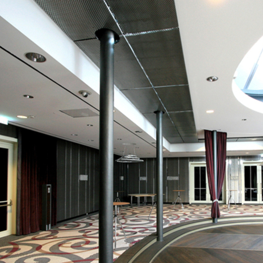 Metal Fabric Ceilings - Atlantic / GKD Metal Fabrics
