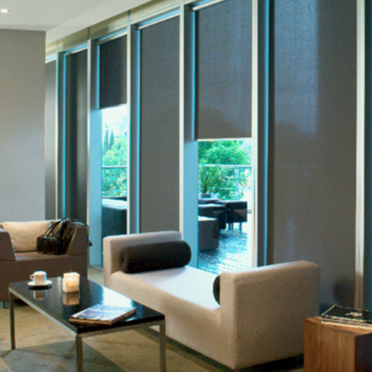 Tejido Silver Screen Verosol- Telas Contract / Hunter Douglas
