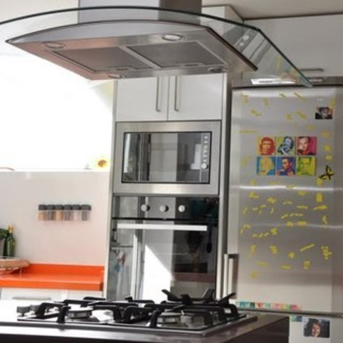 Equipos de Cocina de Daniel Greve, Cronista Gastronómico, Mosto TV / Kitchen Center