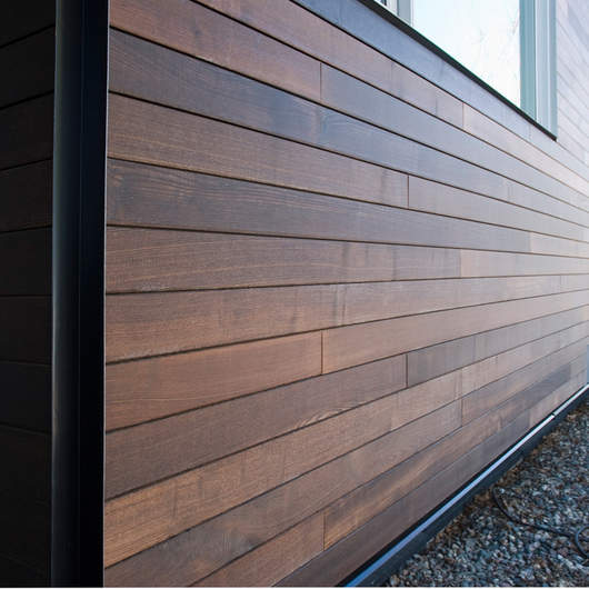 Wooden wall panels plyboo durapalm woven palms from for Synthetic wood siding