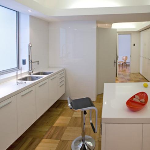 Cocina de Arquitecto Albert Tidy / Kitchen Center