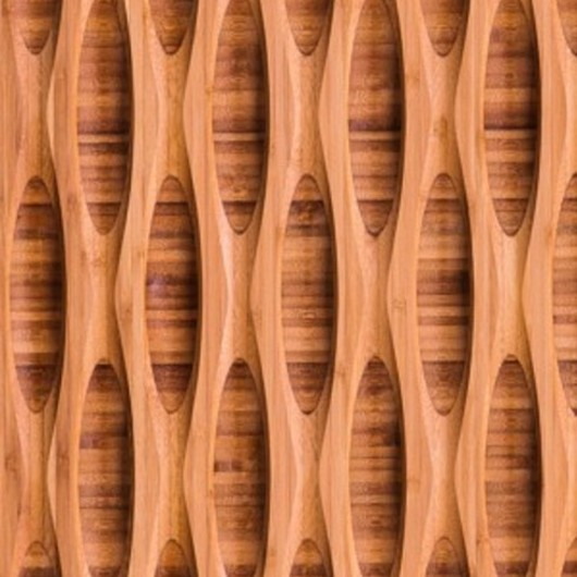 Bamboo Wall Panels - Plyboo's Reveal Line / Intectural
