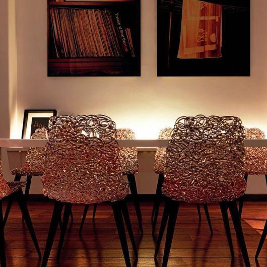 Gina Chair por Jacopo Foggini para Edra® / Officio Mondó