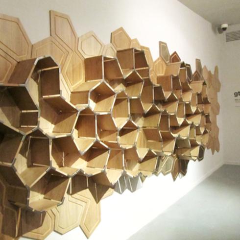 Muebles Feria Santiago Diseño / Masisa