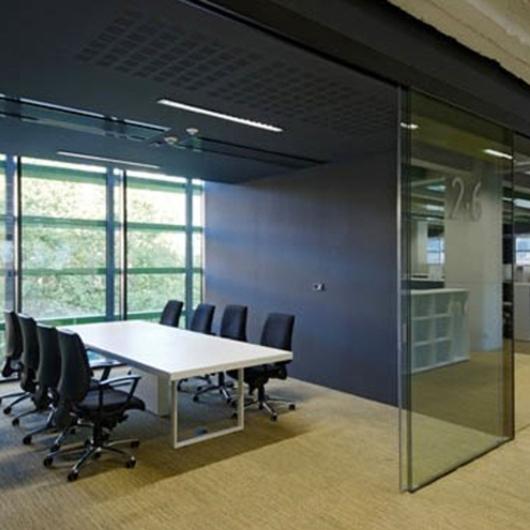 Puerta Corredera KE / Glasstech