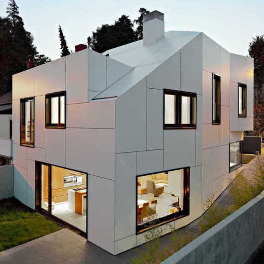 Revestimento em Edifícios Habitacionais