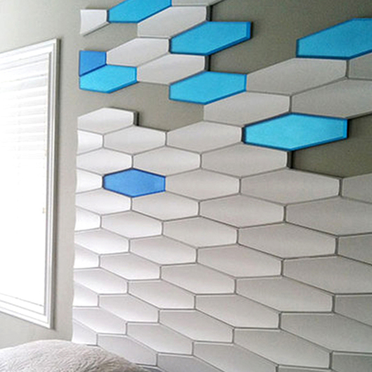 Profile Tiles de 3Form / Hunter Douglas
