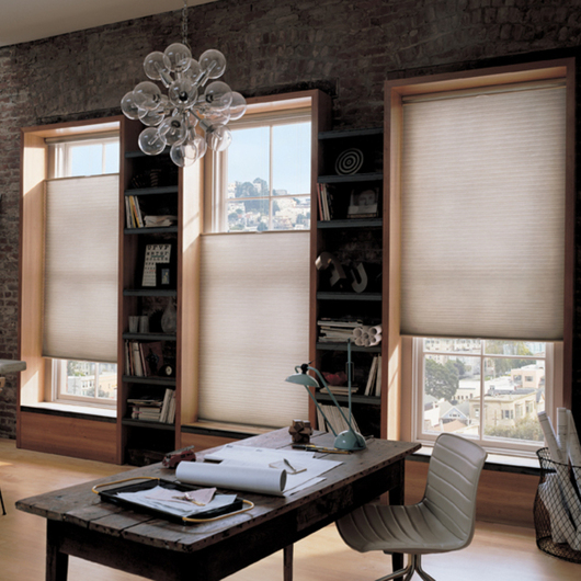 Cortina Duette Architella Verosol / Hunter Douglas