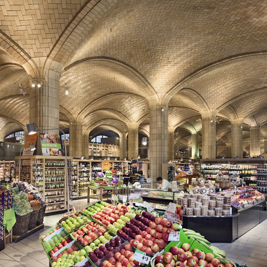 Guastavino Tiles