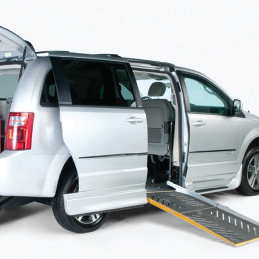 Van Conversions - Dual Entry Conversion / Savaria
