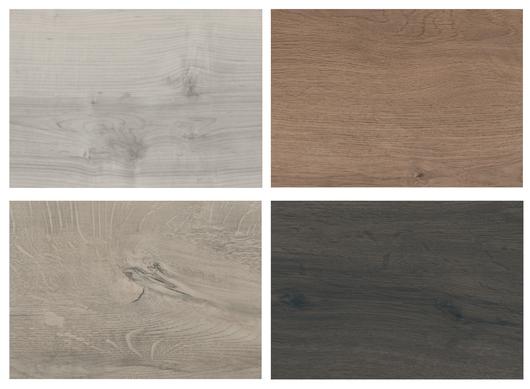 carpenter dispone de tonalidades de madera