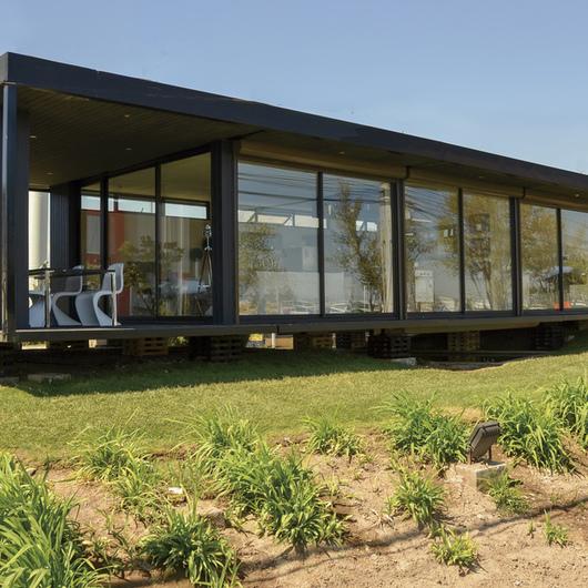 Productos para arquitectura plataforma arquitectura - Casas prefabricadas metalicas ...