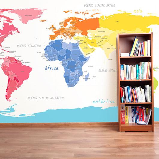 Papeles murales con diseño - Infantil/ Teen / Carpenter