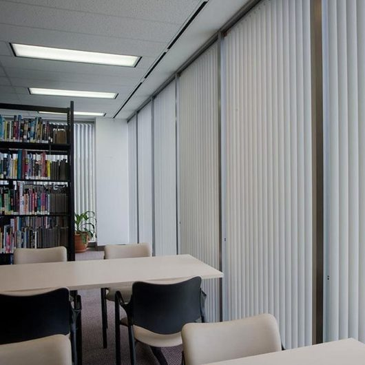 Vertical Blinds – Graber® G-98 Ultra-Vue™ by SWFcontract / Springs Window Fashions