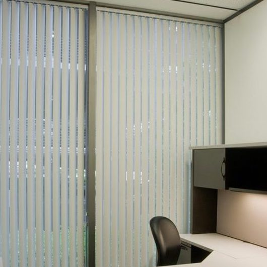 Vertical Blinds – Graber® G-71 Super-Vue® by SWFcontract / Springs Window Fashions