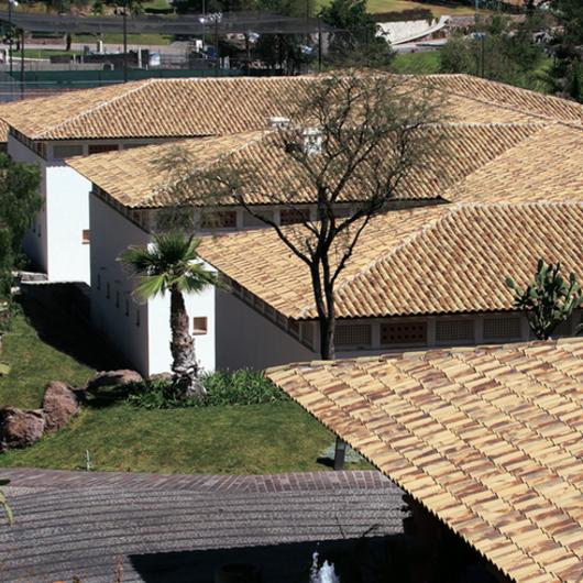 Tejas de Arcilla Casa Grande