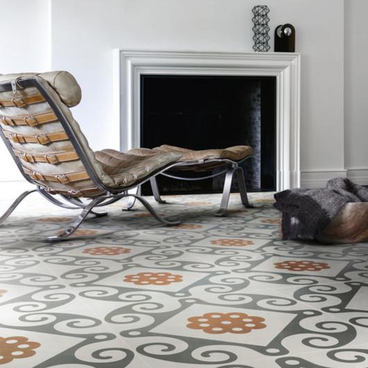 Porcelain Tiles - Frame Majolica / Ceramiche Refin