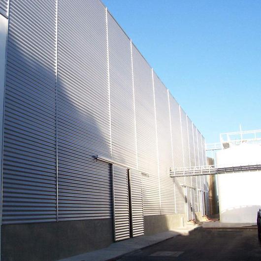 H-Wall 8P / Metecno