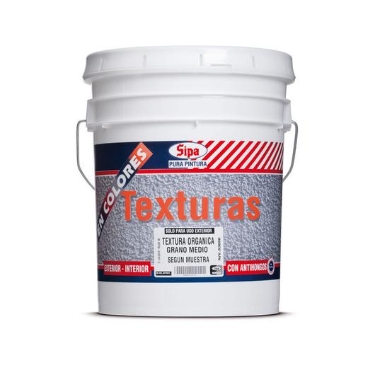 Textura Orgánica Base Solvente - Sipa / Codelpa