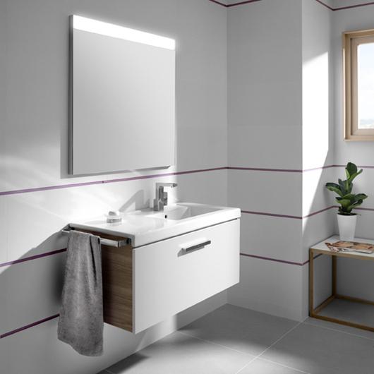 Muebles de baño Prisma de Roca / MK
