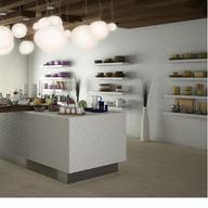 Revestimiento Ceramicas Serie Vantage de Saloni