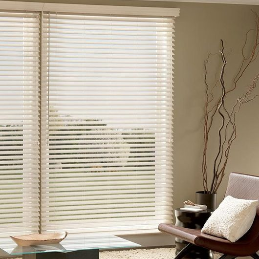 """2"""" Faux Wood and Premium Faux Wood Blinds – Graber® Lake Forest® by SWFcontract / Springs Window Fashions"""