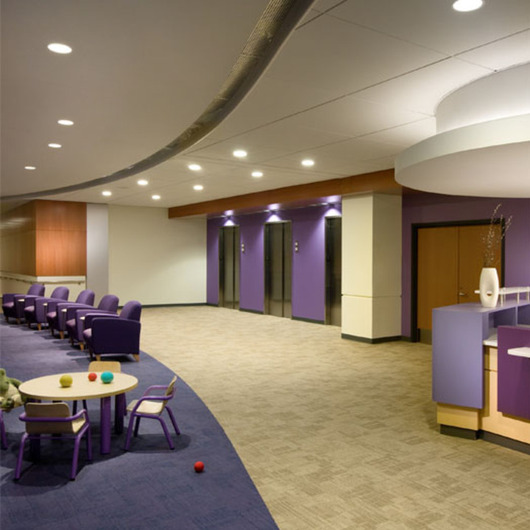 Modular Carpets - Hospital & Health / Interface