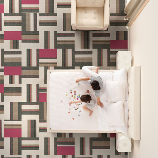 Carpetes Modulares – Hotelaria e Cassinos