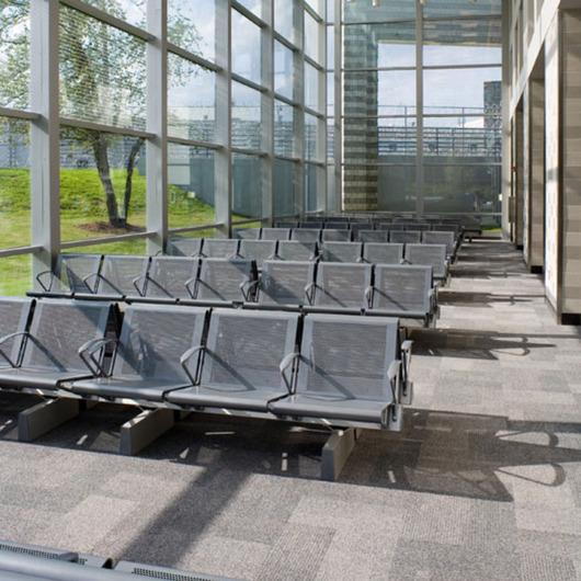 Carpetes modulares para Edifícios Governamentais