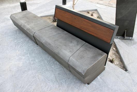 Bancas y asientos de bkt mobiliario urbano for Fundas para mobiliario de jardin