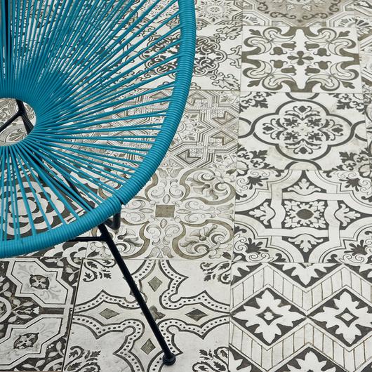 Tiles - Nouveau / Land Porcelanico