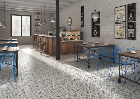 Tiles Nouveau From Land Porcelanico