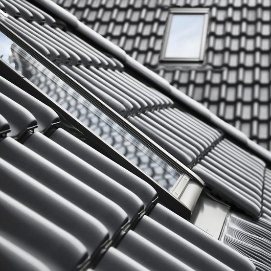 Cerco exterior para ventanas para techo inclinado