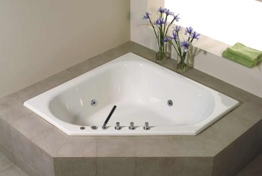 Tinas De Baño Tamanos:Un modelo de estilo tradicional con dos grandes ventajas: por un lado
