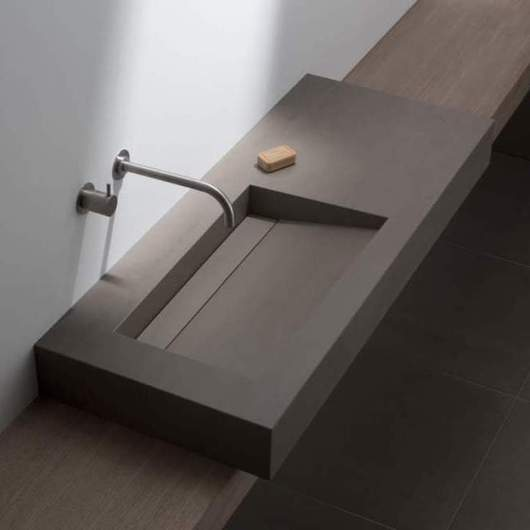 Wash Basins & Shower Drains - Elements Collection / Mosa
