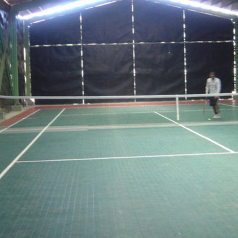 piso deportivo S-Court / Sysprotec