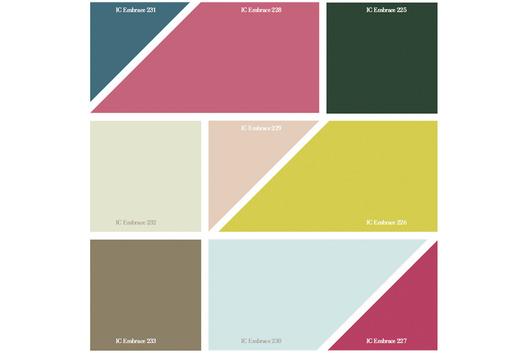Tendencias colorlife 2014 de comex for Gama de colores vivos