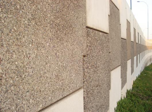 Como tapar un muro de hormigon