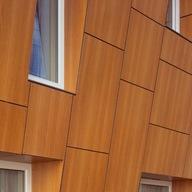 Trespa Meteon: Placas Wood Decors para edificaciones  (3) Placas Wood Decors para edificaciones