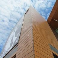 Trespa Meteon: Placas Wood Decors para edificaciones  (5) Placas Wood Decors para edificaciones