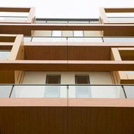 Trespa Meteon: Placas Wood Decors para edificaciones  (15) Placas Wood Decors para edificaciones