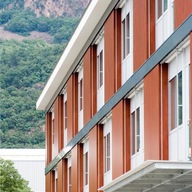 Trespa Meteon: Placas Wood Decors para edificaciones  (25) Placas Wood Decors para edificaciones