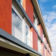 Trespa Meteon: Placas Wood Decors para edificaciones  (27) Placas Wood Decors para edificaciones