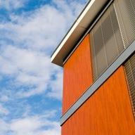 Trespa Meteon: Placas Wood Decors para edificaciones  (30) Placas Wood Decors para edificaciones