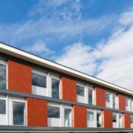 Trespa Meteon: Placas Wood Decors para edificaciones  (28) Placas Wood Decors para edificaciones