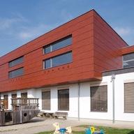 Trespa Meteon: Placas Wood Decors para edificaciones  (42) Placas Wood Decors para edificaciones