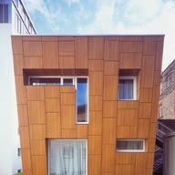 Trespa Meteon: Placas Wood Decors para edificaciones  (2) Placas Wood Decors para edificaciones