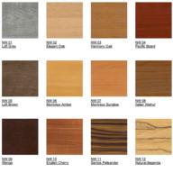Trespa Meteon: Placas Wood Decors para edificaciones  (43) Gama de Colores